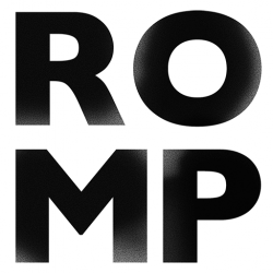 ROMP Logo Distribution Sex Toys